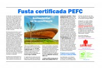 "12/02/17 Article PEFC i CATFOREST al Diari ""ARA"""