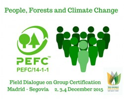 "PEFC organitza la jornada internacional  ""People, Forest and Climate Change"""